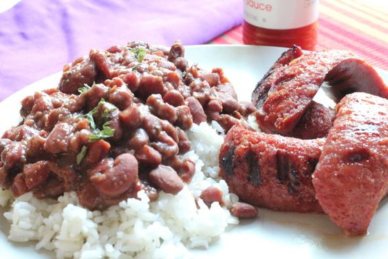 Red Beans and Rice #recipe