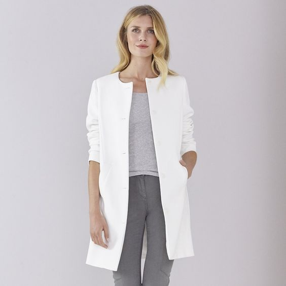 Coats White company and The white company on Pinterest