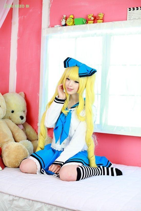 Hosino Inori(호시노 이노리) Shinku Cosplay Photo - WorldCosplay