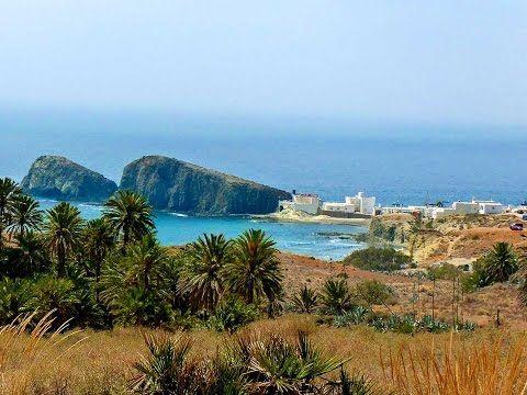 Rodalquilar Y La Isleta Del Moro Azul Turquesa Y Oro Almería Costa De Almeria Almería Cabo De Gata Almeria