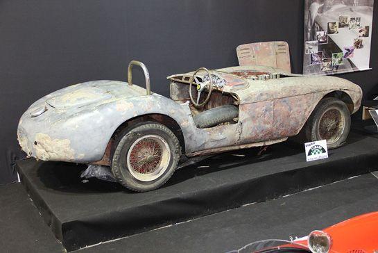 1954 Ferrari 250 Monza Spyder
