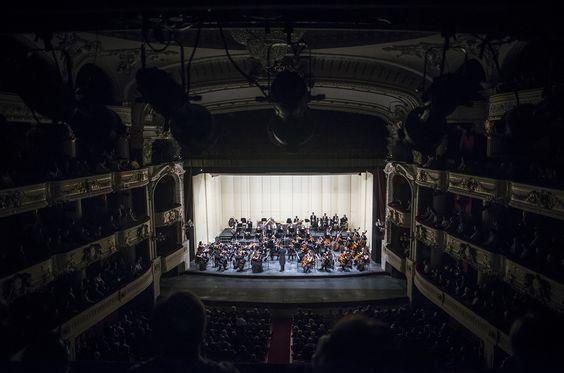 Concierto 9: Tchaikovsky Foto de Patricio Melo