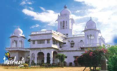Rajendra Vilas Palace -The Wodeyars' summer palace atop Chamundi Hills