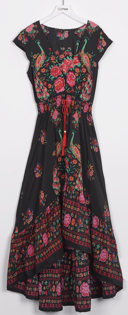 Back to School Time Now! Free shipping&Easy Return! Whether you are in your hometown, on vacation or even stay cation this dress will look fabulous!