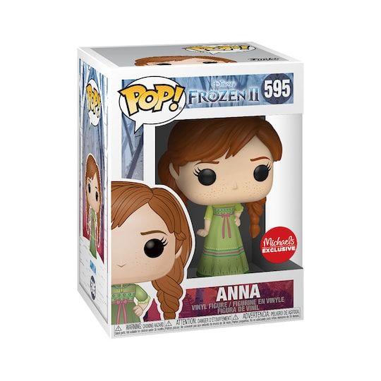 Pop Disney Frozen 2 Anna Figure Funko Pop Disney Funko Pop Disney Frozen 2