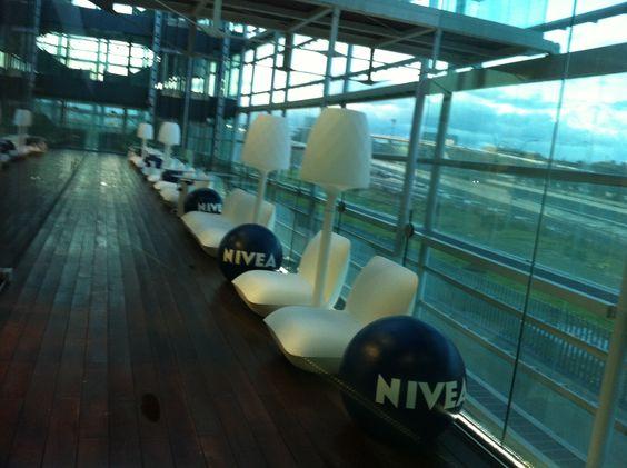 Nivea Spain new office