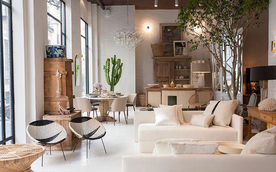 COZY LIVING ROOMS & BEYAZ KANEPE SEVENLERE