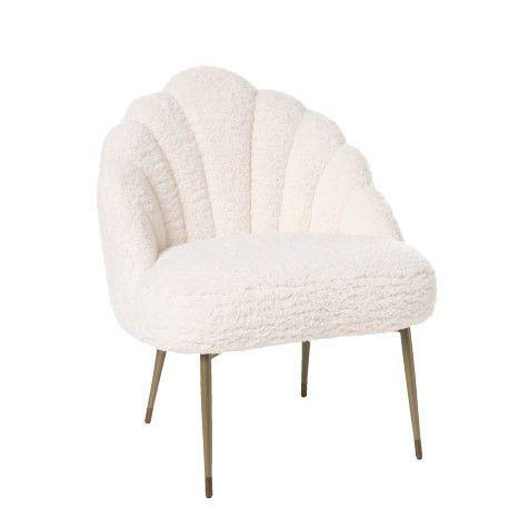 Pluschsessel Sessel Plusch Wohnzimmerdesign