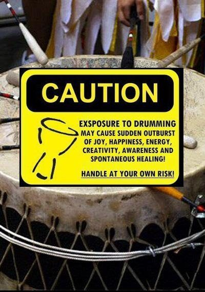 Attention drummers:-)