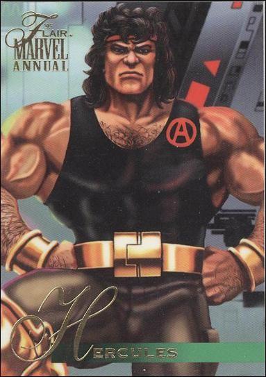 Hercules ('95 Annual Flair)