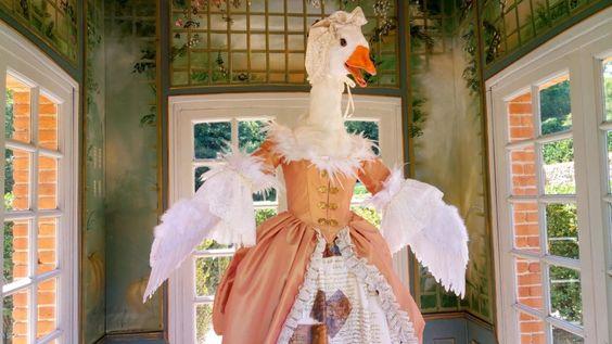 Yvelines. La Mère l'Oie entre au château de Breteuil à Choisel – actu.fr
