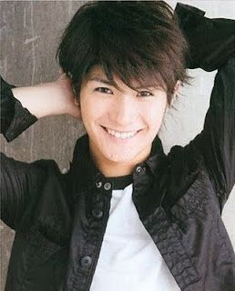 here it is the adorable smile ever miura haruma