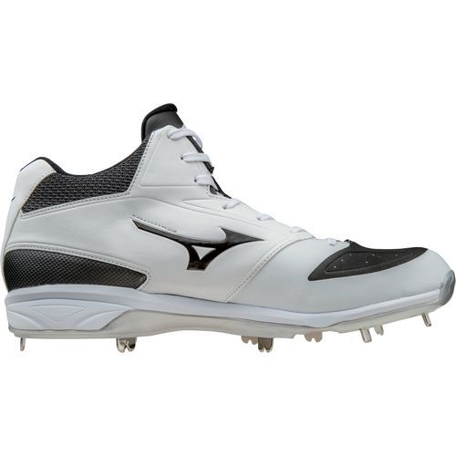 Mizuno Men\u0027s Dominant IC Baseball Cleats (Grey/White, Size 15) - Adult Baseball  Shoes at Academy Sports | Baseball cleats, Football boots and Products