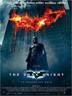 Couverture de The Dark Knight, Le Chevalier Noir