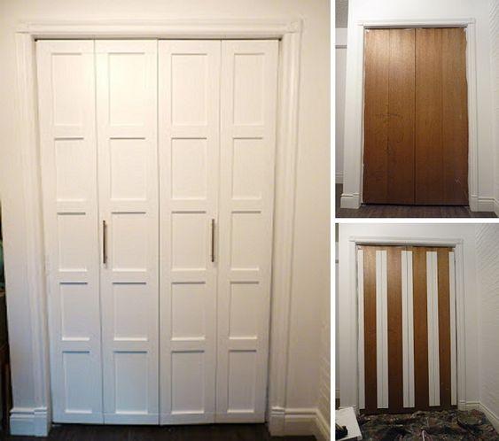 Diy Shaker Style Bifold Doors Upgrade Your Bifold Closet