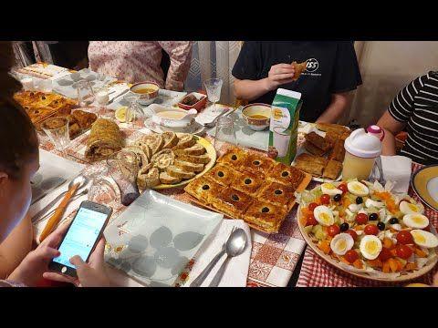 يومياتي في رمضان تحضير طاولة إفطار مع البنات باطباق رائعة تحمر الوجه رولي الدجاج Routine Ramadan Youtube Make It Yourself Ramadan Food