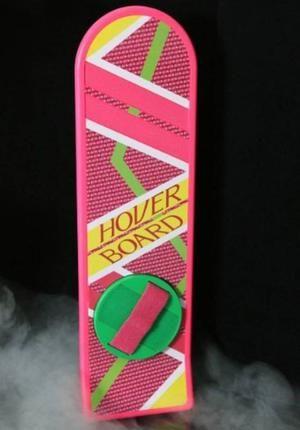 Retour vers le Futur : vous pouvez acheter la même Hoverboard que celle de Marty McFly !!