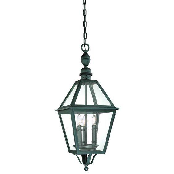 Troy Lighting Townsend Outdoor Hanging Lantern