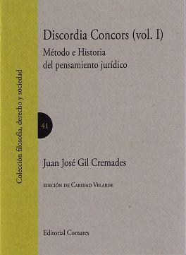 Discordia Concors / Juan José Gil Cremades ; edición de Caridad Velarde. - 2015