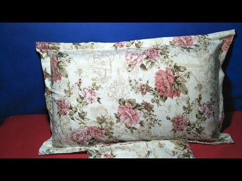 تفصيل وخياطة مخدة او وسادة لمشروع ناجح باقل التكاليف 1متر قماش 3اغلفة مخدات Youtube Bed Pillows Pillows Handmade