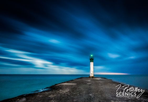 The Lone Lighthouse