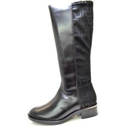 Reduzierte Damenstiefel | Schwarz, Stiefel und Schuhe