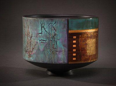 Tony Laverick Ceramic Artist Shows Art Fair Tokyo 2013.