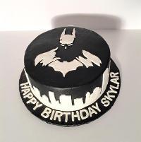 Cake Decorating: Batman