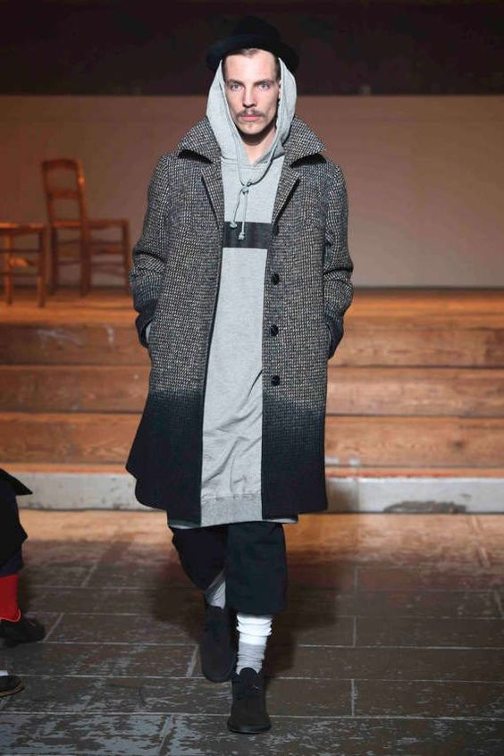 The Pigalle 2013 F/W Collection is Progressively Shimmers #mensfashion #fashiontrends