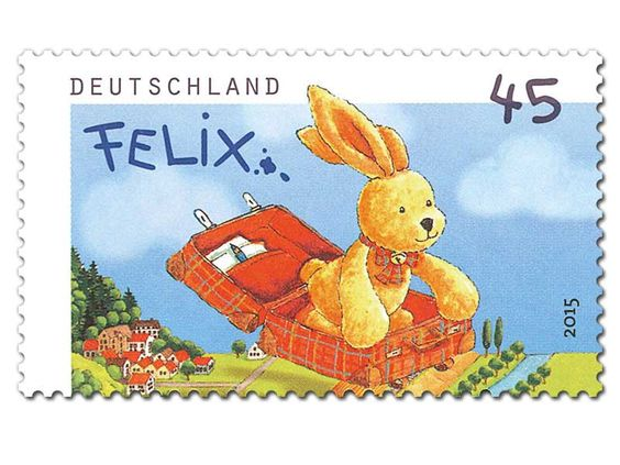 Pin Von Claudia Fehre Auf Cartoon Post Stamps Felix Der Hase Briefmarken Cartoon Zeichnungen