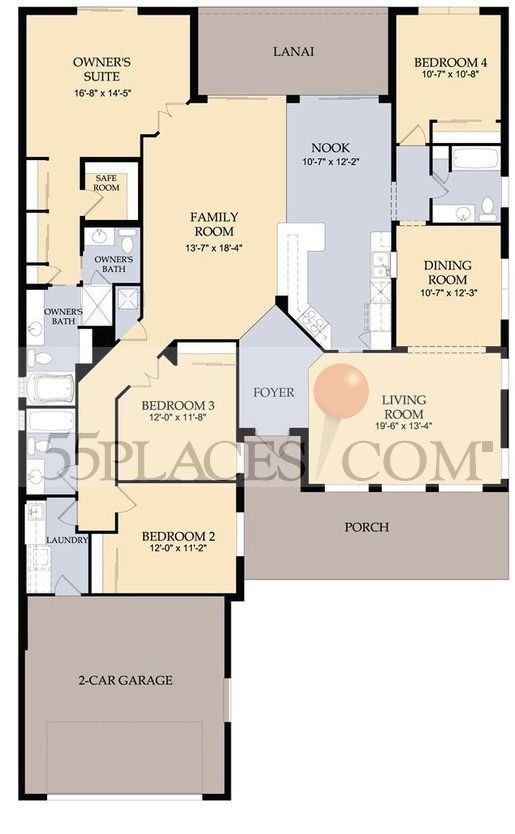 10 Pics Review Divosta Carlyle Floor Plan And Description Floor Plans Flooring How To Plan