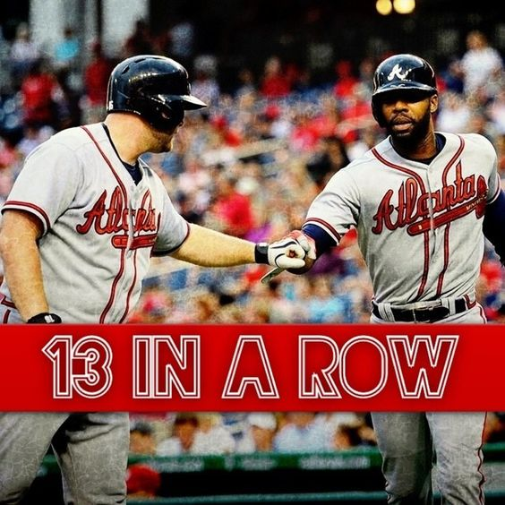 4 straight sweeps. 13 wins in a row. THIS is why we chop!