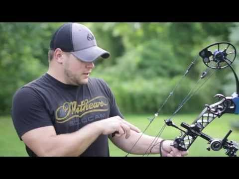 How To French Tune Your Bow - YouTube