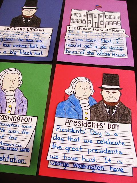 Presidents Day Worksheets and Printables