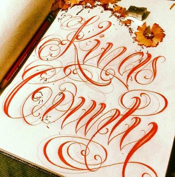 Cool Fonts For Tattoos Generator: Pinterest • The World's Catalog Of Ideas