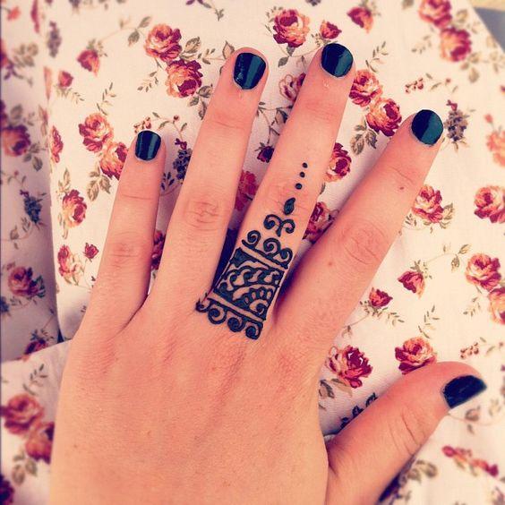 henna small henna and simple henna on pinterest. Black Bedroom Furniture Sets. Home Design Ideas