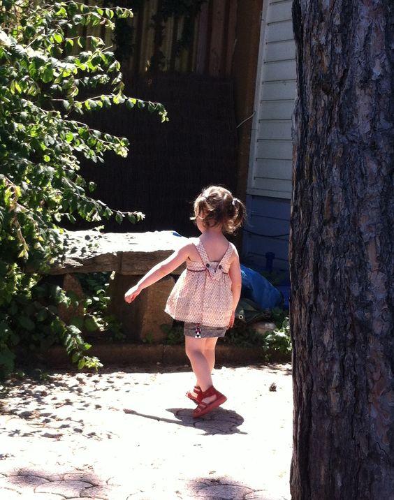 Little miss Sunday - Vanessa Pouzet / Ella - Papillon et Mandarine