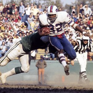 December 16 – O.J. Simpson of the Buffalo Bills became the first running back to rush for 2,000 yards in a pro football season.