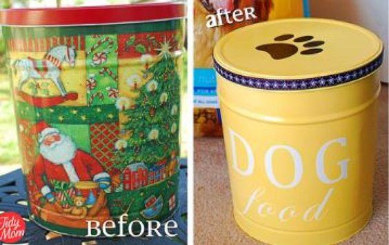 Au lieu de jeter vos conserves au recyclage, transformez-les en objets utilitaires grâce à ces idées récup du tonnerre! - Bricolages - Trucs et…