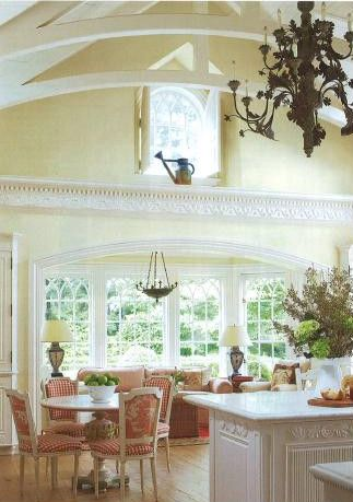 ,: Breakfast Rooms, Windows Betty, Dining Room, Window Moldings, Places Space, England Windows, High Ceilings, Windows Moldings