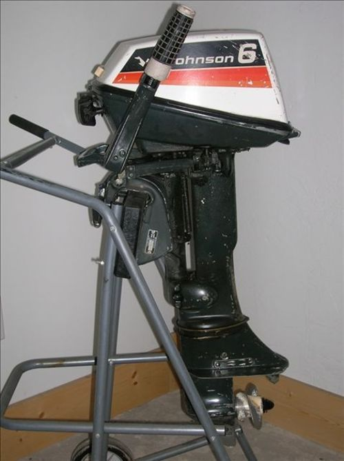1956 1970 Johnson Evinrude Outboard 1 5hp 40hp Repair Manual Outboard Outboard Motors Repair Manuals