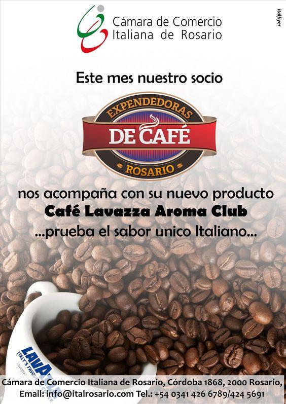 Les presentamos el nuevo café - Lavazza Aroma Club!