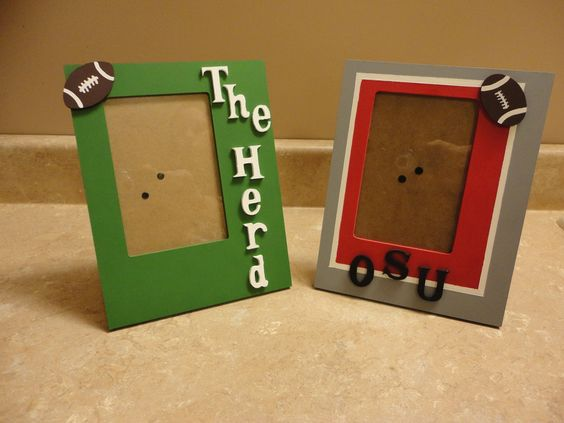 4x6 Vertical Picture Frame Marshall University and by WallApproved, $15.00