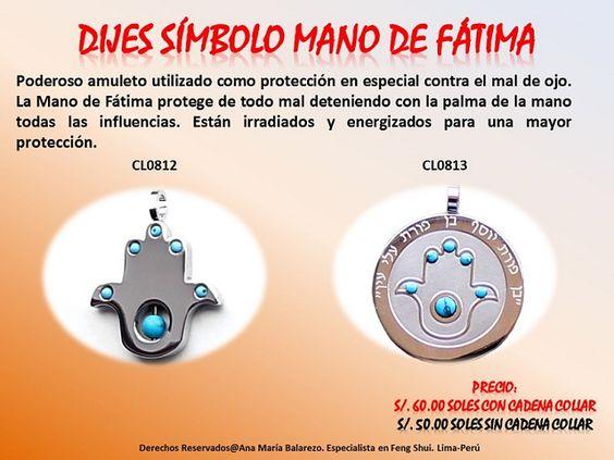 Poderoso amuleto utilizado como protecci n en especial - Como deshacer un mal de ojo ...