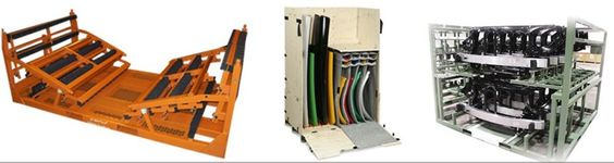 packIQ is a leading supplier of new and re-usable steel racking, wooden crates, bulk bins, and totes used throughout the manufacturing process for material handling, shipping and storage.