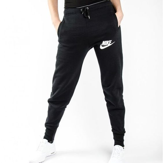 Fantastic Nike Wet Look Jogger Pant In Black  Save 52  Lyst