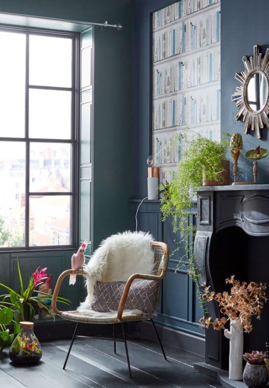 Tapis Mouton Blanc 60 X 90 Cm Couleur Mur Salon Peinture