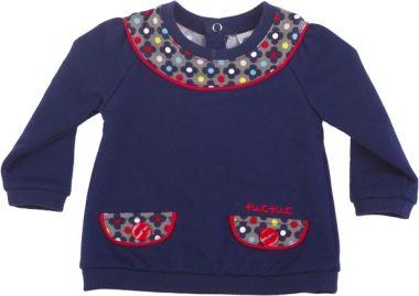 Sweatshirt pelúcia menina night picnic, para menina - tuc tuc