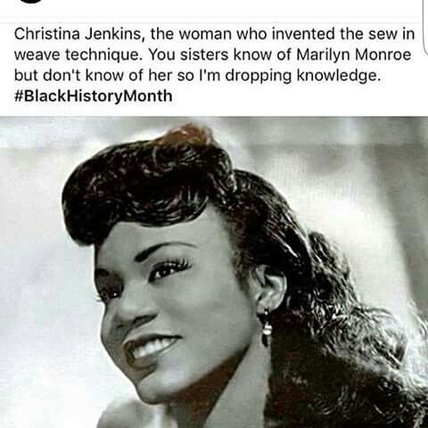I know it's not black history month yet but still posting
