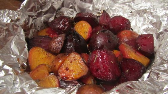 Roasted Beets With Ginger Recipe - Food.com